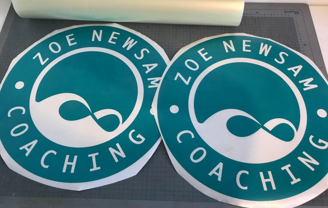Zoe Newsam coaching